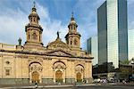 Catedral de Santiago, Santiago, Chile    Stock Photo - Premium Rights-Managed, Artist: Graham French, Code: 700-00520172