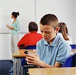 Student Text Messaging In The Classroom