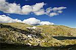Blue Lake, Kosciuszko National Park, New South Wales, Australia    Stock Photo - Premium Rights-Managed, Artist: R. Ian Lloyd, Code: 700-00524772