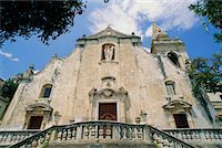 San Giuseppe Church, Taormina, Sicily, Italy    Stock Photo - Premium Rights-Managednull, Code: 700-00526468