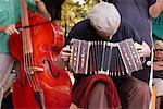 Street Musicians, Buenos Aires, Argentina    Stock Photo - Premium Rights-Managed, Artist: T. Ozonas, Code: 700-00526735
