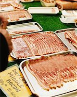 Bacon Trays    Stock Photo - Premium Rights-Managednull, Code: 700-00528119