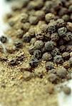 Close Up of Black Pepper    Stock Photo - Premium Rights-Managed, Artist: RK, Code: 700-00530109
