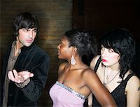 queue club - People Waiting in Line Outside Nightclub    Stock Photo - Premium Rights-Managednull, Code: 700-00544228