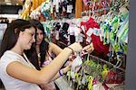 Women Shopping for Bathing Suits