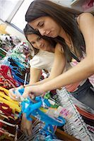 Women Shopping for Bathing Suits    Stock Photo - Premium Rights-Managednull, Code: 700-00546752