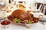 Turkey Dinner    Stock Photo - Premium Rights-Managed, Artist: Jerzyworks, Code: 700-00547297