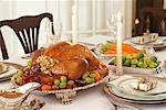 Turkey Dinner    Stock Photo - Premium Rights-Managed, Artist: Jerzyworks, Code: 700-00547298