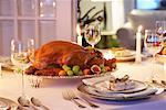Turkey Dinner    Stock Photo - Premium Rights-Managed, Artist: Jerzyworks, Code: 700-00547302