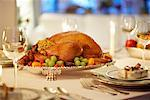 Turkey Dinner    Stock Photo - Premium Rights-Managed, Artist: Jerzyworks, Code: 700-00547303