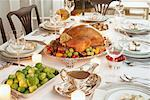 Turkey Dinner    Stock Photo - Premium Rights-Managed, Artist: Jerzyworks, Code: 700-00547305