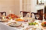 Turkey Dinner    Stock Photo - Premium Rights-Managed, Artist: Jerzyworks, Code: 700-00547306