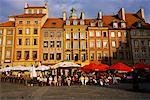 City Square, Old Town Square, Warsaw, Poland