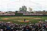 Wrigley Field, Chicago, Illinois, USA    Stock Photo - Premium Rights-Managed, Artist: Gail Mooney, Code: 700-00549143