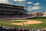 Wrigley Field, Chicago, Illinois, USA    Stock Photo - Premium Rights-Managed, Artist: Gail Mooney, Code: 700-00549145