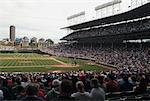 Wrigley Field, Chicago, Illinois, USA    Stock Photo - Premium Rights-Managed, Artist: Gail Mooney, Code: 700-00549148