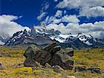 Mount Fitz Roy, Los Glaciares National Park, Patagonia, Argentina    Stock Photo - Premium Rights-Managed, Artist: Jochen Schlenker, Code: 700-00549790