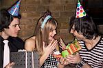 People at a Party    Stock Photo - Premium Rights-Managed, Artist: Masterfile, Code: 700-00551262