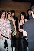 queue club - People Waiting Outside of Nightclub    Stock Photo - Premium Rights-Managednull, Code: 700-00551322