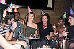 Birthday Party    Stock Photo - Premium Rights-Managed, Artist: Masterfile, Code: 700-00551325