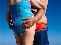 Man Grabbing Woman's Buttocks    Stock Photo - Premium Rights-Managednull, Code: 700-00552923