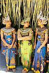 Women in Traditional Costume, Java, Indonesia