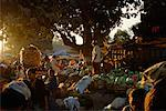 People at Market, Bali, Indonesia    Stock Photo - Premium Rights-Managed, Artist: Mark Downey, Code: 700-00554764