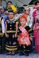 Children in Traditional Balinese Costumes    Stock Photo - Premium Rights-Managednull, Code: 700-00554768