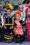Children in Traditional Balinese Costumes    Stock Photo - Premium Rights-Managed, Artist: Mark Downey, Code: 700-00554768