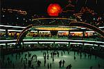 Skating Rink, Seoul, Korea    Stock Photo - Premium Rights-Managed, Artist: Mark Downey, Code: 700-00554808