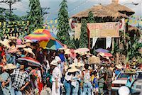 pictures philippine festivals philippines - People Waiting on Side of Road, Cebu, Philippines    Stock Photo - Premium Rights-Managednull, Code: 700-00555259