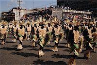 pictures philippine festivals philippines - Dancers in Street Festival, Iloilo, Philippines    Stock Photo - Premium Rights-Managednull, Code: 700-00555293