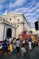pictures philippine festivals philippines - Church and Street Festival, San Fernando, Pampanga, Philippines    Stock Photo - Premium Rights-Managednull, Code: 700-00555368