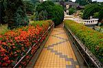Path in Garden, Malacca, Malaysia