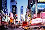 Times Square, New York City, New York, USA    Stock Photo - Premium Rights-Managed, Artist: Peter Christopher, Code: 700-00560542