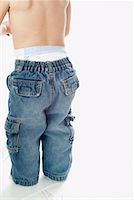 Boy's Backside    Stock Photo - Premium Rights-Managednull, Code: 700-00560687