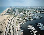 Fort Lauderdale Port Everglades, Fort Lauderdale, Florida, USA    Stock Photo - Premium Rights-Managed, Artist: Larry Fisher, Code: 700-00588728
