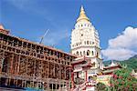 Kek Lok Si Temple Under Construction, Penang, Malaysia