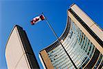 Toronto City Hall, Ontario, Canada    Stock Photo - Premium Rights-Managed, Artist: Jeremy Woodhouse, Code: 700-00605265