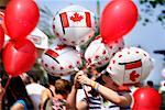 Canada Day Celebrations, Ottawa, Ontario, Canada    Stock Photo - Premium Rights-Managed, Artist: Gary Gerovac, Code: 700-00606391
