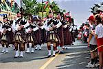 Canada Day Parade, Parliament Hill, Ottawa, Ontario, Canada    Stock Photo - Premium Rights-Managed, Artist: Gary Gerovac, Code: 700-00606395