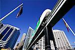 Monorail, Darling Harbour, Sydney, New South Wales, Australia