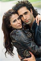 Portrait of Couple    Stock Photo - Premium Rights-Managednull, Code: 700-00607506