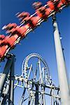 Roller Coaster    Stock Photo - Premium Rights-Managed, Artist: Rommel, Code: 700-00608667