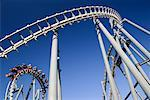 Roller Coaster    Stock Photo - Premium Rights-Managed, Artist: Rommel, Code: 700-00608668