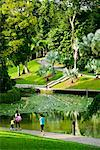 Symphony Lake at the Singapore Botanical Gardens, Singapore    Stock Photo - Premium Rights-Managed, Artist: R. Ian Lloyd, Code: 700-00617748