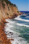 Rocky Shore, Cape Breton Highlands National Park, Nova Scotia, Canada