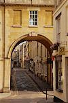Street Scene, Bath, England    Stock Photo - Premium Rights-Managed, Artist: J. A. Kraulis, Code: 700-00618408