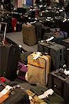 Luggage in Airport    Stock Photo - Premium Rights-Managed, Artist: Peter Barrett, Code: 700-00623501