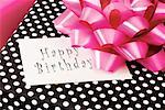 Birthday Gift    Stock Photo - Premium Rights-Managed, Artist: Burazin, Code: 700-00635467